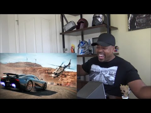 Thumbnail: Need for Speed Payback Official Gameplay Trailer REACTION!!!