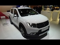 2017 Dacia Sandero Stepway - Exterior and Interior - Auto Show Brussels 2017