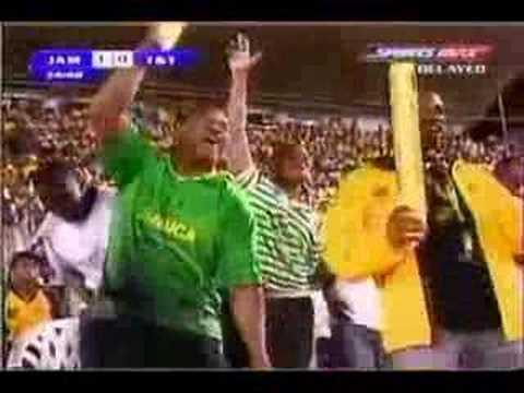 Marlon King's Goal against Trinidad & Tobago