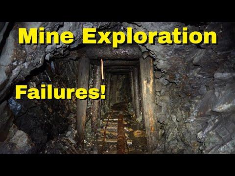 #276 Mine Exploration Failures in Sandon!