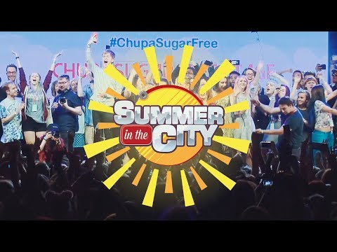 SUMMER IN THE CITY 2017 - OFFICIAL VIDEO