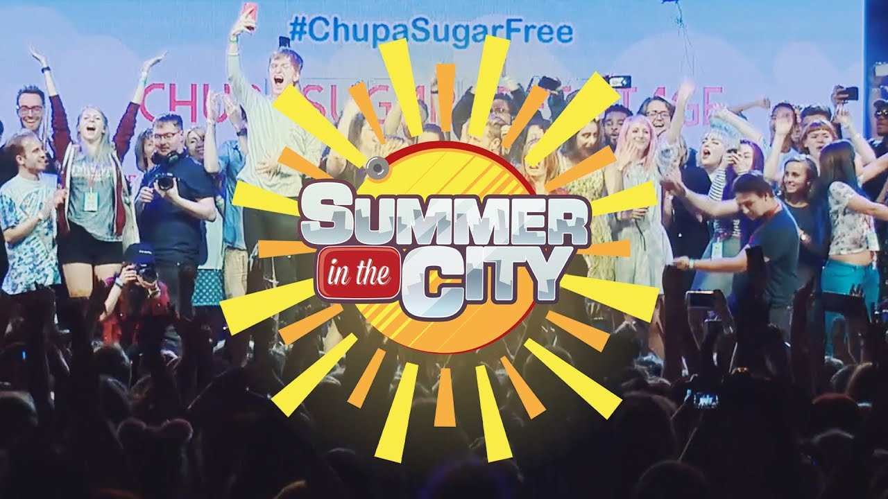 2a2805fe0a7f SUMMER IN THE CITY 2017 - OFFICIAL VIDEO - YouTube