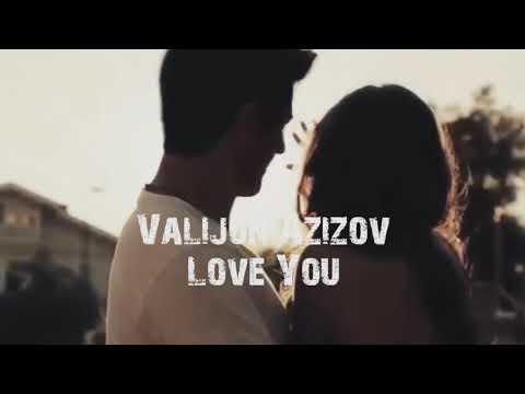 Валичон Азизов - Люблю Тебя (Клипхои Точики 2018)