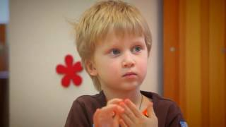 """Изо-лепка для детей 2-5 лет - лепим из пластилина в детском эко клубе """"Умничка"""""""