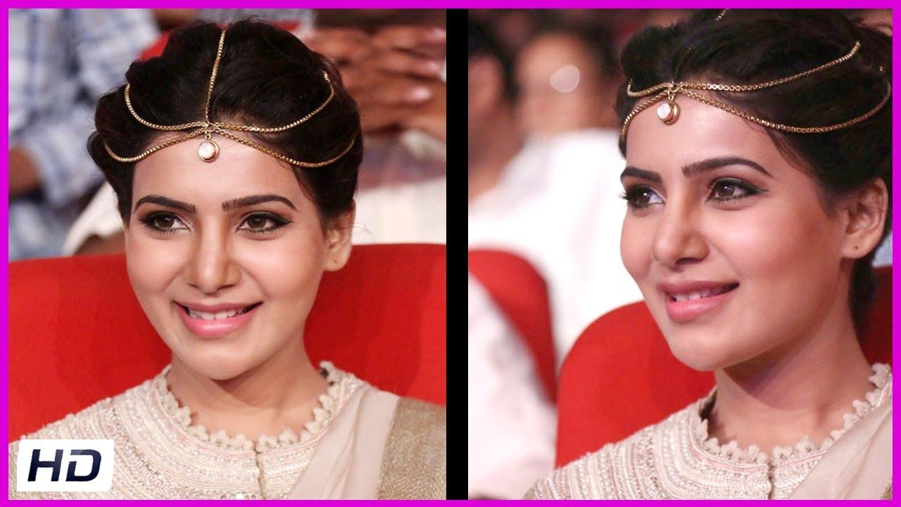 beautiful heroine samantha - cute pics (hd) - youtube