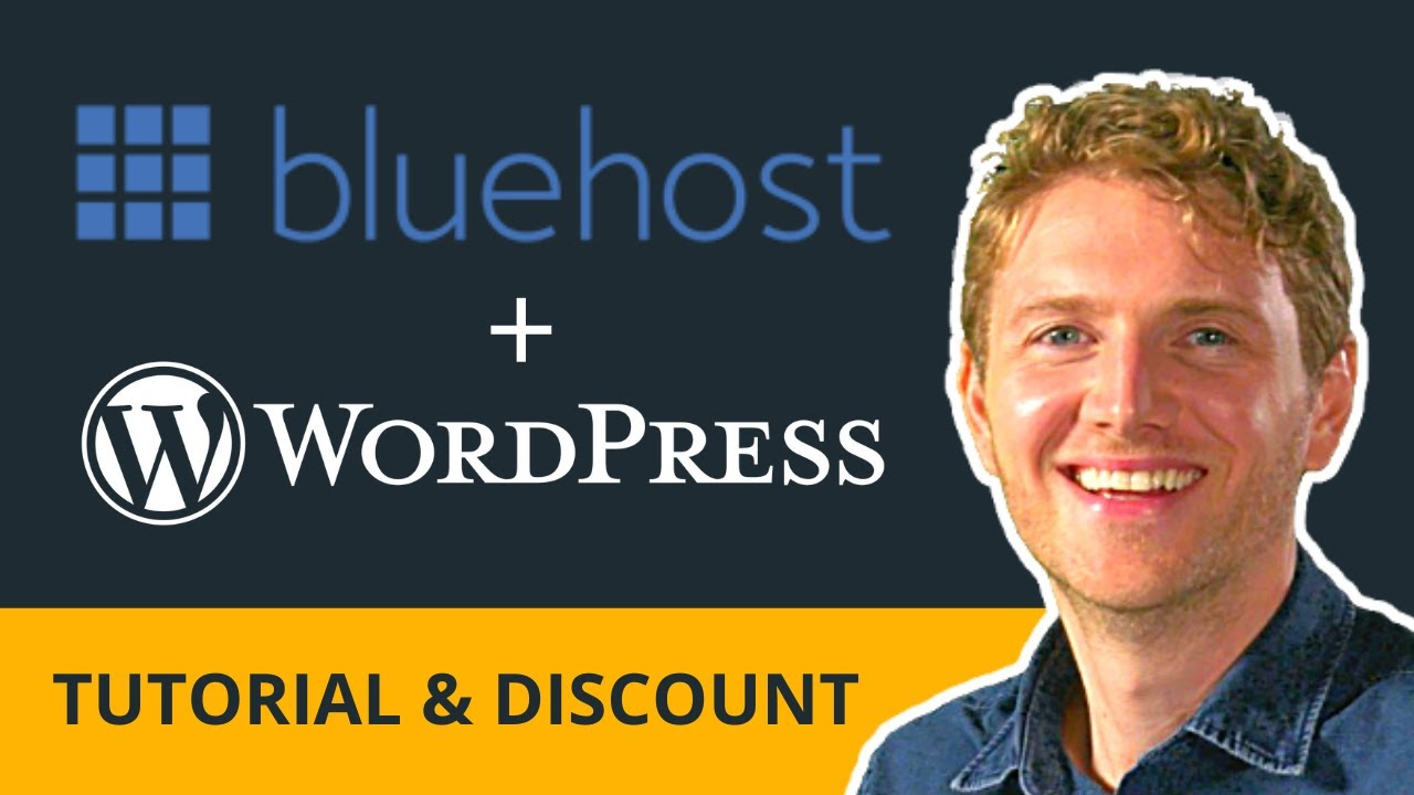 Bluehost WordPress Hosting - Setup Tutorial & Review (2020)
