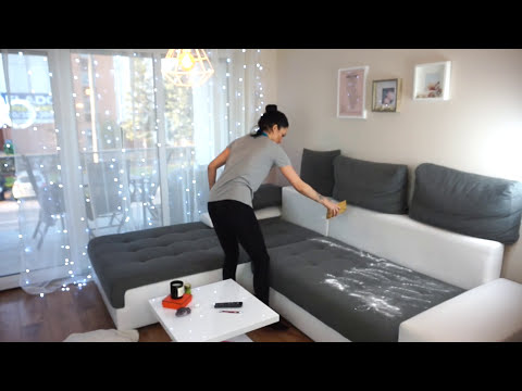 HOW to clean Your room without toxic | Wie ich mein Zimmer reinige OHNE TOXINE! | DIY | Tipps