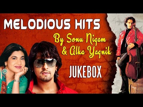 Melodious Hits  Sonu Nigam & Alka Yagnik AudioJukebox  Bollywood Best Romantic Songs
