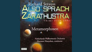 Also Sprach Zarathustra, Op. 30 - Nachtwandlerlied: Night Wanderer