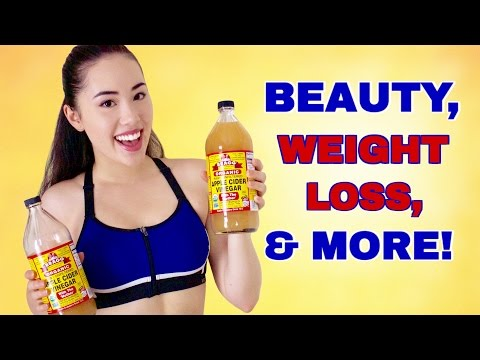 🍎 HOW TO USE APPLE CIDER VINEGAR for WEIGHT LOSS and MORE - MUST WATCH! 😱