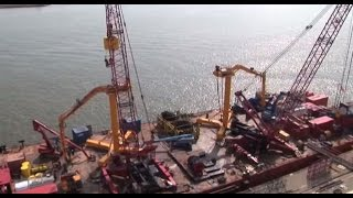 Mammoet Salvage - Runner 4 Aluminum cargo recovery