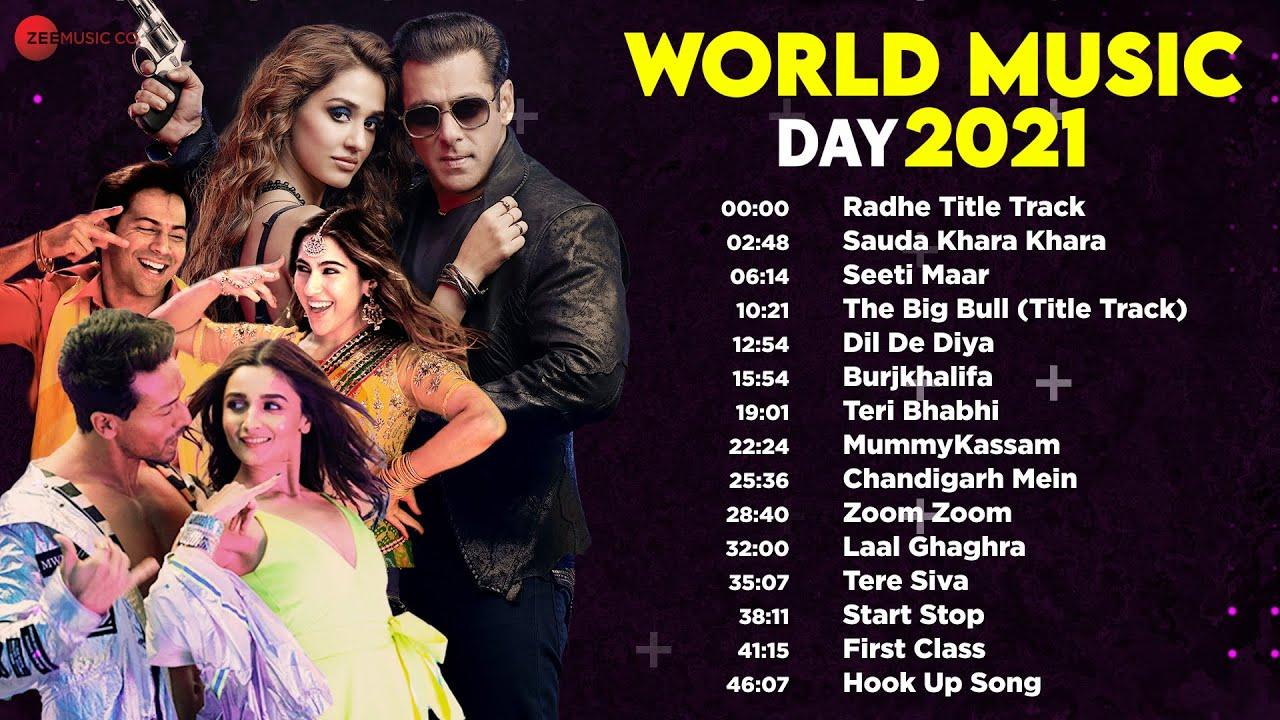 World Music Day 2021 - Full Album | Seeti Maar, BurjKhalifa, Sauda Khara Khara, Chandigarh Mein&More