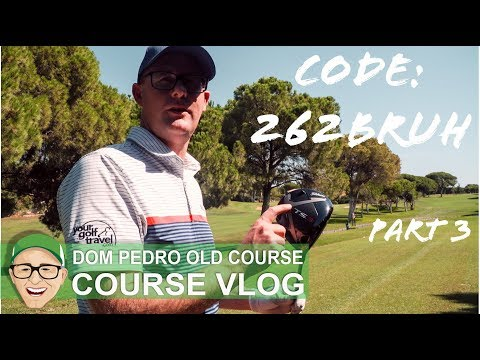 DOM PEDRO OLD COURSE - CROSSFIELD DRIVER DEAL CODE