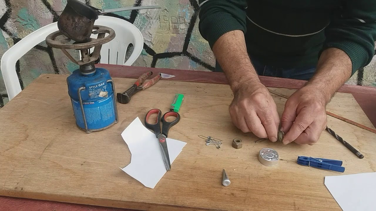 how to make your own fishing weights