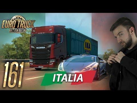 CESTA NA SICÍLII | Euro Truck Simulator 2 #161