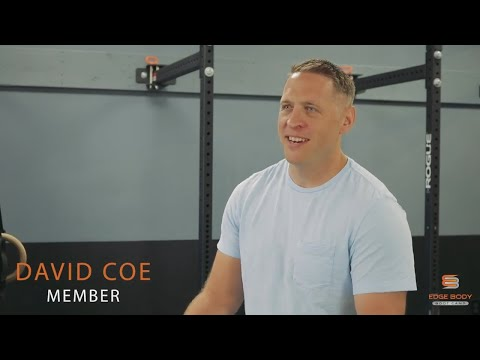 Edge Body Boot Camp Omaha Member Spotlight - David Coe Testimonial