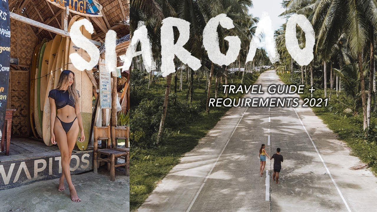 Download Before You Travel to SIARGAO in 2021, WATCH THIS! 🏝 | Requirements You Need Before You Go (VLOG)