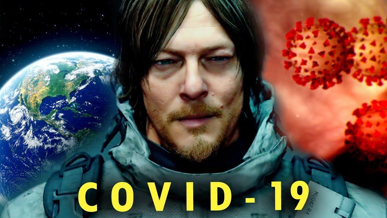 Death Stranding & CORONA Virus – Incredible Similarities! thumbnail