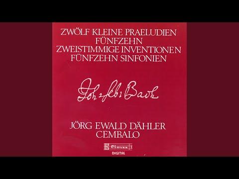 12 Little Keyboard Preludes: VIII. F Major, BWV 927- IX. F Major, BWV 928