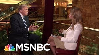 Katy Tur: What Made Covering President Donald Trump So 'Unbelievable' | Morning Joe | MSNBC