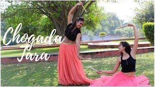 Chogada Tara | Loveyatri | Garba Dance Choreography | Ritika Sankhla ft. Dipshika | Lasya
