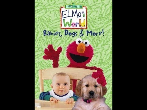 Elmo S World Babies Dogs More 2000 Dvd