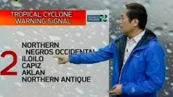 UB: Weather update as of 6:02 a.m. (Nov. 25, 2016)