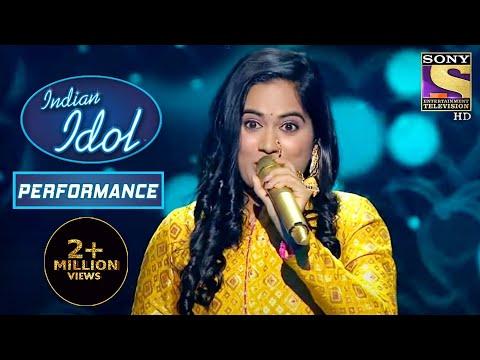Sayli ने दी Jackie के गानो पे Energetic Performance I Indian Idol Season 12