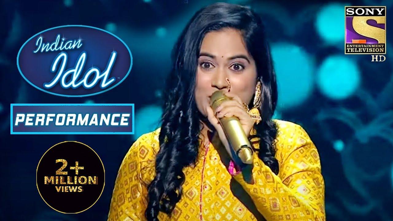 Download Sayli ने दी Jackie के गानो पे Energetic Performance I Indian Idol Season 12