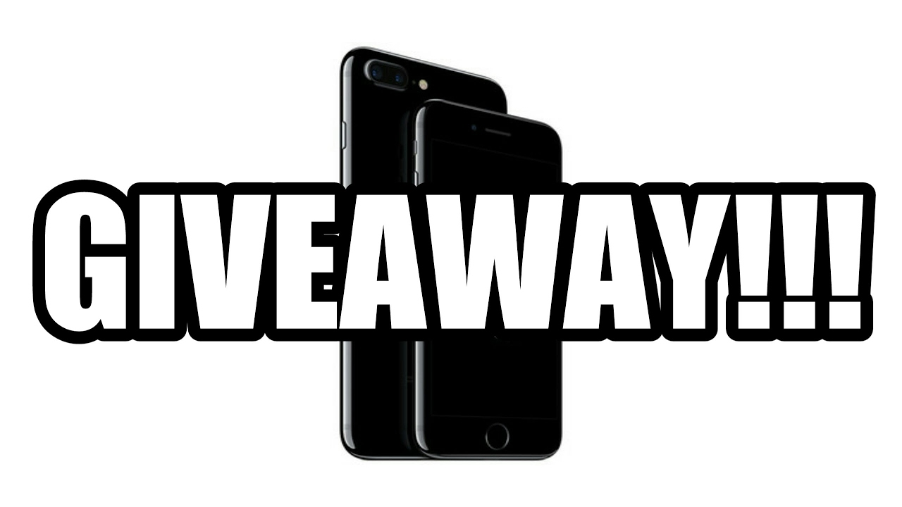 youtube giveaway rules huge iphone7 giveaway rules in description youtube 1201