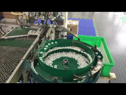 Fully Automatic Production Line For Nanocrystalline Core Encapsulation | Transmart Industrial