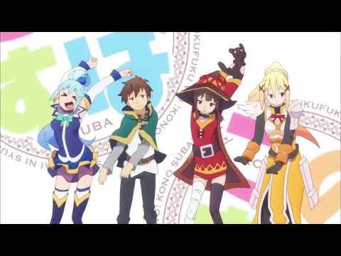 Get Tipsy , Nyanners (Remix)(Konosuba Characters Dancing AMV)