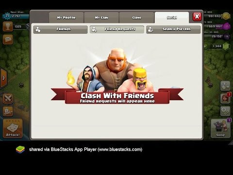 Download How To Send Friend Request On Clash Of Clans Games