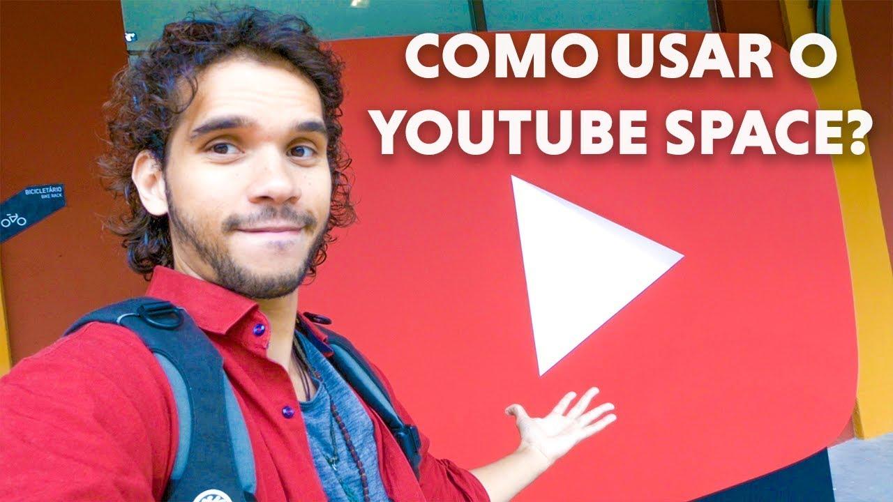 Download YOUTUBE SPACE RIO DE JANEIRO - O que tem lá e como usar?