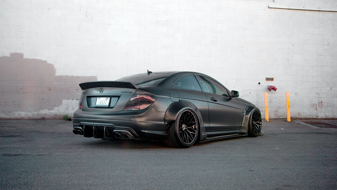 Liberty Walk C63 By Ltmw Zito Zf01 Youtube