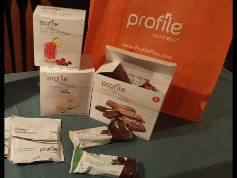Ben's Profile Journey: Week 2, What to Eat