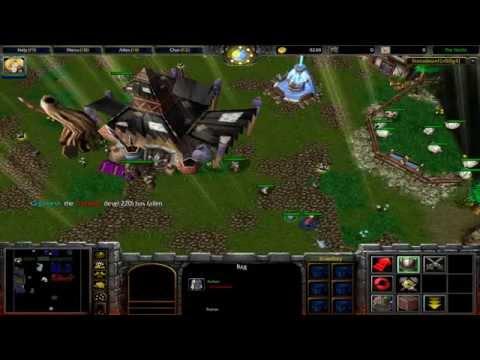 Warcraft 3 TFT - The World RPG #1
