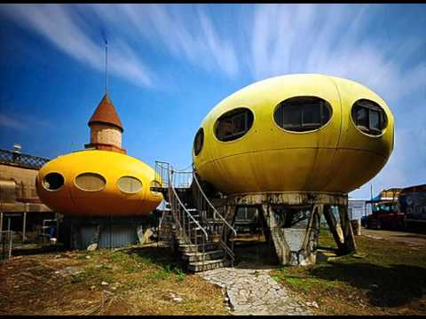 Interesting Abandoned Places From Around The World