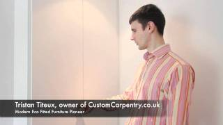 "Video 4 Eco Children's Bedroom Project ""marco"" Eco Fitted Bedroom Furniture"