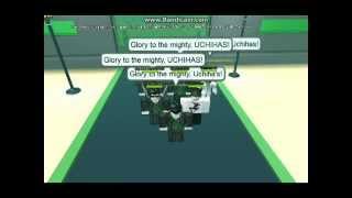 【- ROBLOX | Uchiha Clan Avengers -】 Recruitment Video