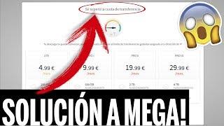 Elimina, Salta el Nuevo Limite De MEGA, Solución Limite en MEGA Error No Descarga 2017