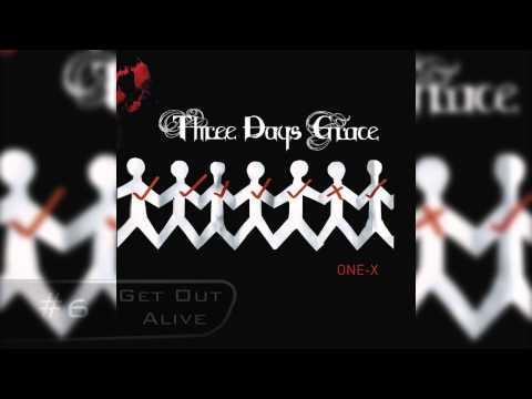 My Top 10 Three Days Grace Songs (HD)