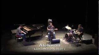 LAÏNI de Marius CULTIER Trio ALELIWON