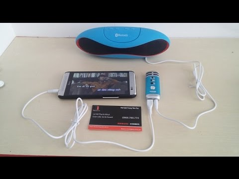 Micro mini KTV I9S - Karaoke tuyệt vời phân phối sỉ và lẻ số lượng lớn.