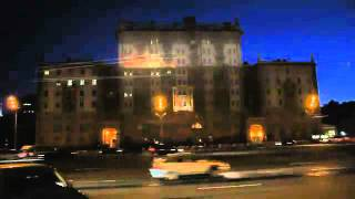 US EMBASSY IN RUSSIA IS ON FIRE!