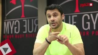 أحمد حسن لباسم مرسي: لازم تتعلم من اللي غلطوا قبلك (اتفرج)