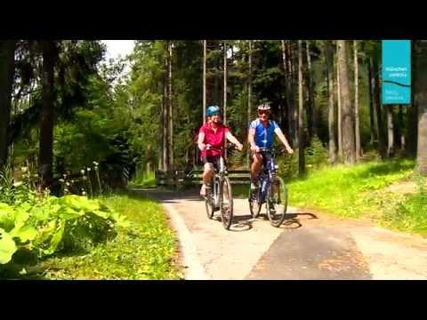 CYCLEWAY MUNICH VENICE (OF FRIENDSHIP)