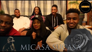Khaligraph Jones & Cashy - Micasa Sucasa (UK GUYS REACTION!!) || @CashyKarimi & @KHALIGRAPH