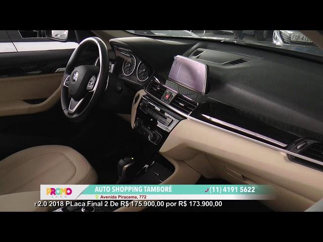 PROMOSHOW 2019 - AUTO SHOPPING TAMBORÉ