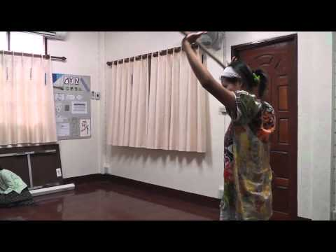 Teaching Burmese Zawgyi Dance